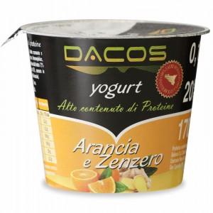 Dacos Arancia e Zenzero
